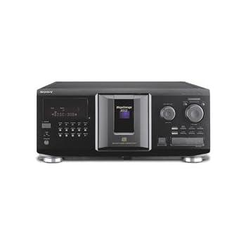 amazon com sony cdp cx355 mega storage compact disc player home rh amazon com sony cdp cx355 repair manual sony cdp cx355 user manual