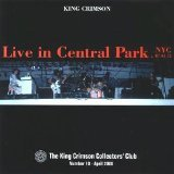 king central - Live in Central Park NYC 1974