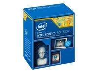 Intel - BXF80646I74790K - Intel Core i7 i7-4790K Quad-core (4 Core) 4 GHz Processor - Socket H3 LGA-1150Retail Pack - 1 MB - 8 MB Cache - 5 GT/s DMI - 64-bit Processing - 4.40 GHz Overclocking Speed -