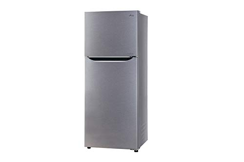 LG 284 L 2 Star Inverter Frost-Free Double Door Refrigerator (GL-T302SDSY, Dazzle Steel) 2021 August Frost-free refrigerator; 284 litres Energy Rating: 2 Star Warranty: 1 year on product, 10 years on compressor