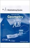 Amazon geometry concepts and skills worked out solution key geometry concepts and skills worked out solution key workbook ed edition fandeluxe Choice Image