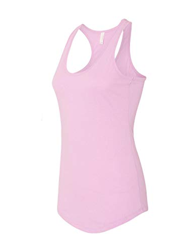 (Next Level Women's Apparel Ideal Quality Tear-Away Tank Top, Lilac, XX-Large)