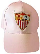 SFC SEVILLA FUTBOL CLUB Gorra Niño Rosa: Amazon.es: Hogar