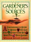 The Gardener's Book of Sources, William B. Logan, 0670812234