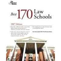 The Best 170 Law Schools, 2007
