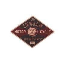 Indian Motorcycle IMC Leather Patch