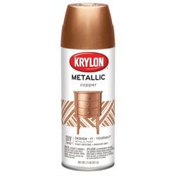 bulk buy krylon metallic spray paint 12 ounces copper. Black Bedroom Furniture Sets. Home Design Ideas