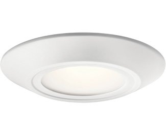 Kichler Lighting 43870WHLED27 LED Downlight from The Horizon II Collection by KICHLER (Image #2)