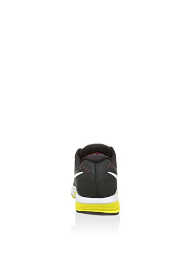 Nike Air Zoom Vomero 11 - Zapatillas, Hombre Multicolor (Gris / Blanco / Negro / Amarillo)