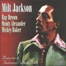 Milt Jackson - Memories of Monk