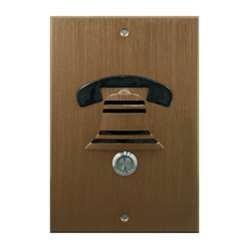 DoorBell Fon DP38 Extra Door Station, M&S Mount, Bronze (DP38-NBZM) by DoorBell Fon