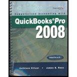 Computerized Acctg w/Quickbooks Pro 2008 (w/CD)