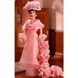 - Barbie Hollywood Legends Collection - Eliza Doolittle in My Fair Lady in Pink Organza Gown