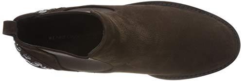 267 T Boots Schmenger Chelsea Marron Gun moro und d Noa Femme Kennel q47RF