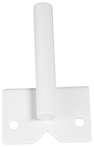 Nationwide Industries Stainless Steel Gate Latch For Vinyl - Pad-lockable, White by Nationwide Industries (Image #2)