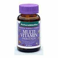 Futurebiotics Multi Vitamin Energy Plus For Women -- 60 Tabl