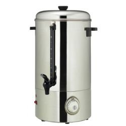 Magic Mill MUR100 Stainless Steel Hot Water Urn - 100 Cups by Magic Mill