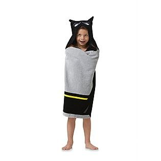 Batman Hooded Towel Wrap / Poncho 24