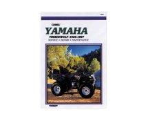 yamaha timberwolf manual