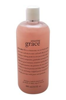 Philosophy Amazing Grace Perfumed Shampoo Bath & Shower Gel Bath & Shower Gel For Unisex