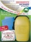 Shampoo Bar W/Travel Bag ( 1 Ea) by J.R. Liggett