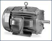 (L5028T) 3 Hp 115/230 Vac 1 Phase 184T Frame 3600 Rpm TEFC