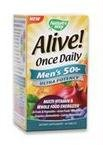 Nature's Way Alive! Once Daily Men's 50+ Multi Ultra Potency 60 Tb