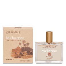 Méharées (Dates and Myrr) by L' Erbolario Perfume - 50 ml / 1.7 Fl. Oz. Méharées by L`Erbolario is a Oriental spicy unisex fragrance. What an incandescent, spicy and sensual atmosphere! An endless journey amidst the lights and colours of the ...