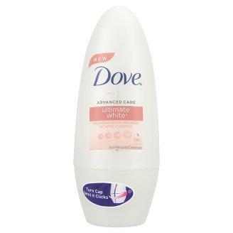 Dove Advanced Care Products Ultimate White Roll Deodorant 1.4 Oz - Soft Deodorant Roll