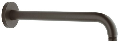 Grohe 28 577 ZB0 Rainshower 12-Inch Shower Arm, Oil Rubbed Bronze Color: (Grohe Model)