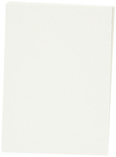 (Cover-It 4-Ply Artists Trading Card, White, 2-1/2 X 3-1/2 in, Pack of 52 - 1293516)