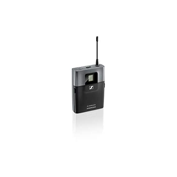 Sennheiser XSW 1-ME3-C Wireless Cardoid HeadSet Microphone system. Easy to use all-in-one wireless system for singers