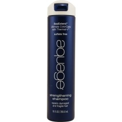 SEA EXTEND STRENGTHENING SHAMPOO FOR DAMAGED AND FRAGILE HAIR 10 (Aquage Seaextend Strengthening Shampoo)