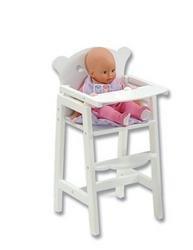 Kidkraft Lil' Doll High Chair