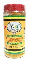 JCS Real & Hot Jamaican Curry Powder