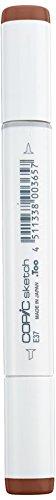 Price comparison product image Copic Marker Copic Sketch Markers, Sepia