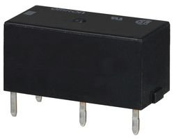 Power Relay, 4PST-NO, 24 VDC, 5 A, G6B Series, Through Hole, Non Latching