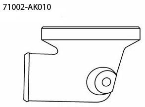 HKS 71002-AK010 SSQV Flange by HKS (Image #1)