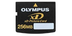 Olympus Carte XD Mo (sous licence officielle) Apacer