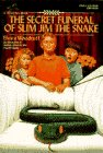 The Secret Funeral of Slim Jim the Snake, Elvira Woodruff, 0440409454
