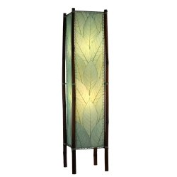 395 L SB Fortune Floor Standing Lamp (Leaf Torchiere Floor Lamp)