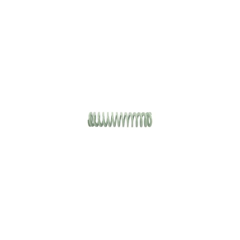 Die Spring, Ultra Light Duty, Closed & Ground Ends, Light Green, 20mm Hole Diameter, 10mm Rod Diameter, 51mm Free Length, 13.7 newtons Spring Rate (Pack of 10)
