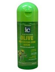 Fantasia IC Hair Polisher Olive Moisturizing Shine Serum, 6 oz