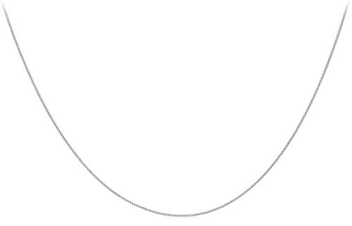 Collier - Or blanc - 46.0 cm - 4.13.0035
