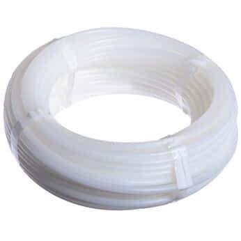 High-Density Polyethylene (HDPE) Tubing, 1/4 x 3/8