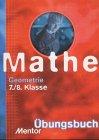 Read Online Mathe 7/8. Geometrie. (Lernmaterialien) pdf epub