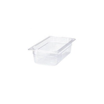 3 Space Cold Food Pan [Set of 6] (6 Space Cold Food Pan)