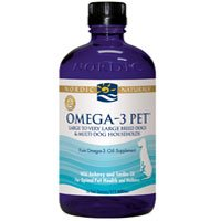 Nordic Naturals – Omega-3 Pet Oil for Large to Very Large Breeds and MultiDog Households – 16oz, My Pet Supplies