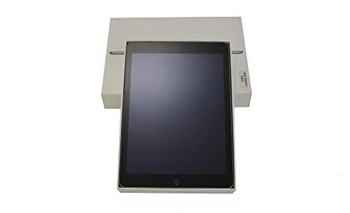 Apple iPad 9.7 with WiFi, 128GB- Space Gray (2017 Model) - (Renewed)