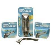 Cartridges System Shaving (Personna Tri-Flexxx Triple Blade Shaving System for Men)